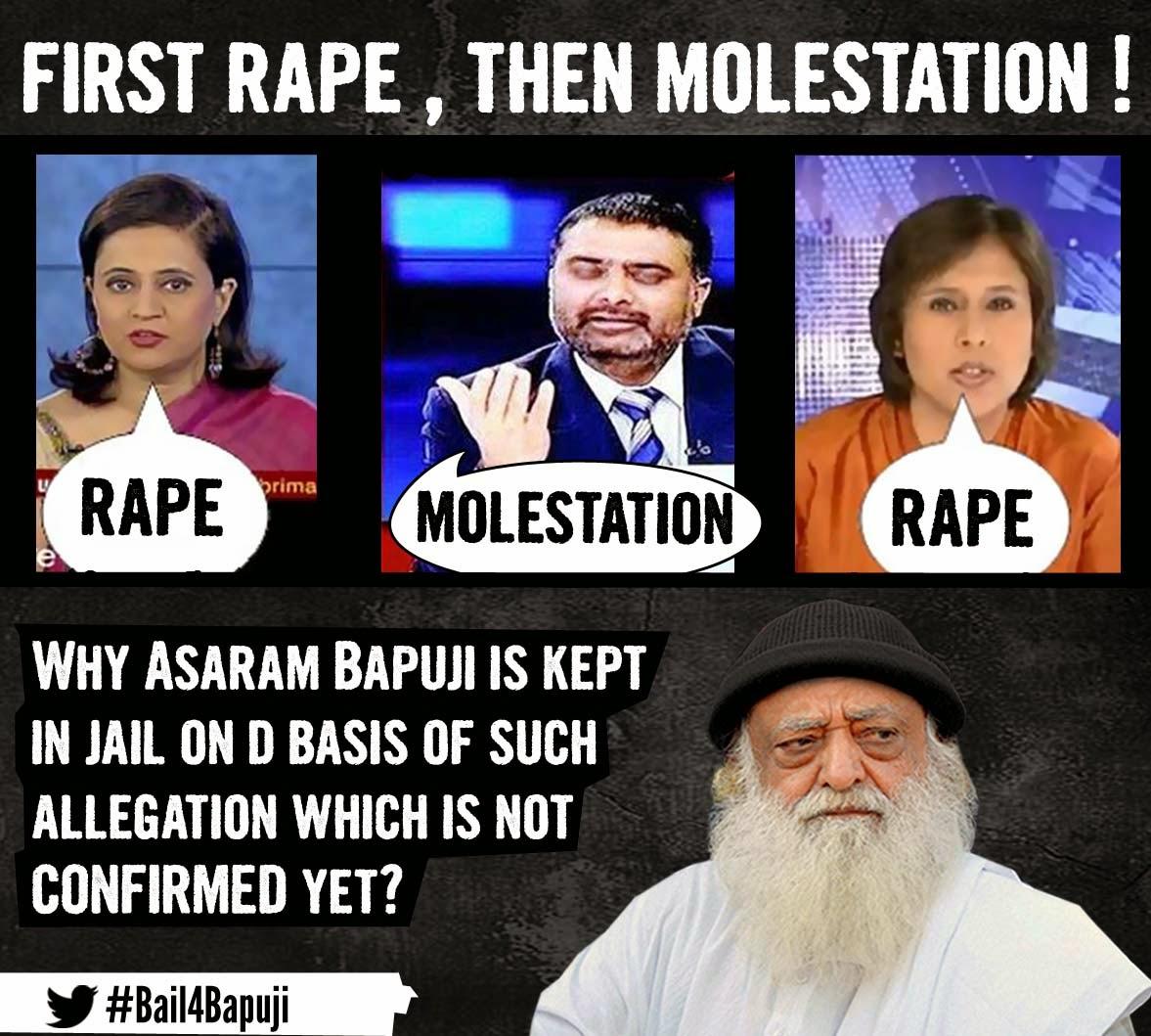 13 sadhak @ iitb defamation dismantled subtle mind games against,Asaram Meme