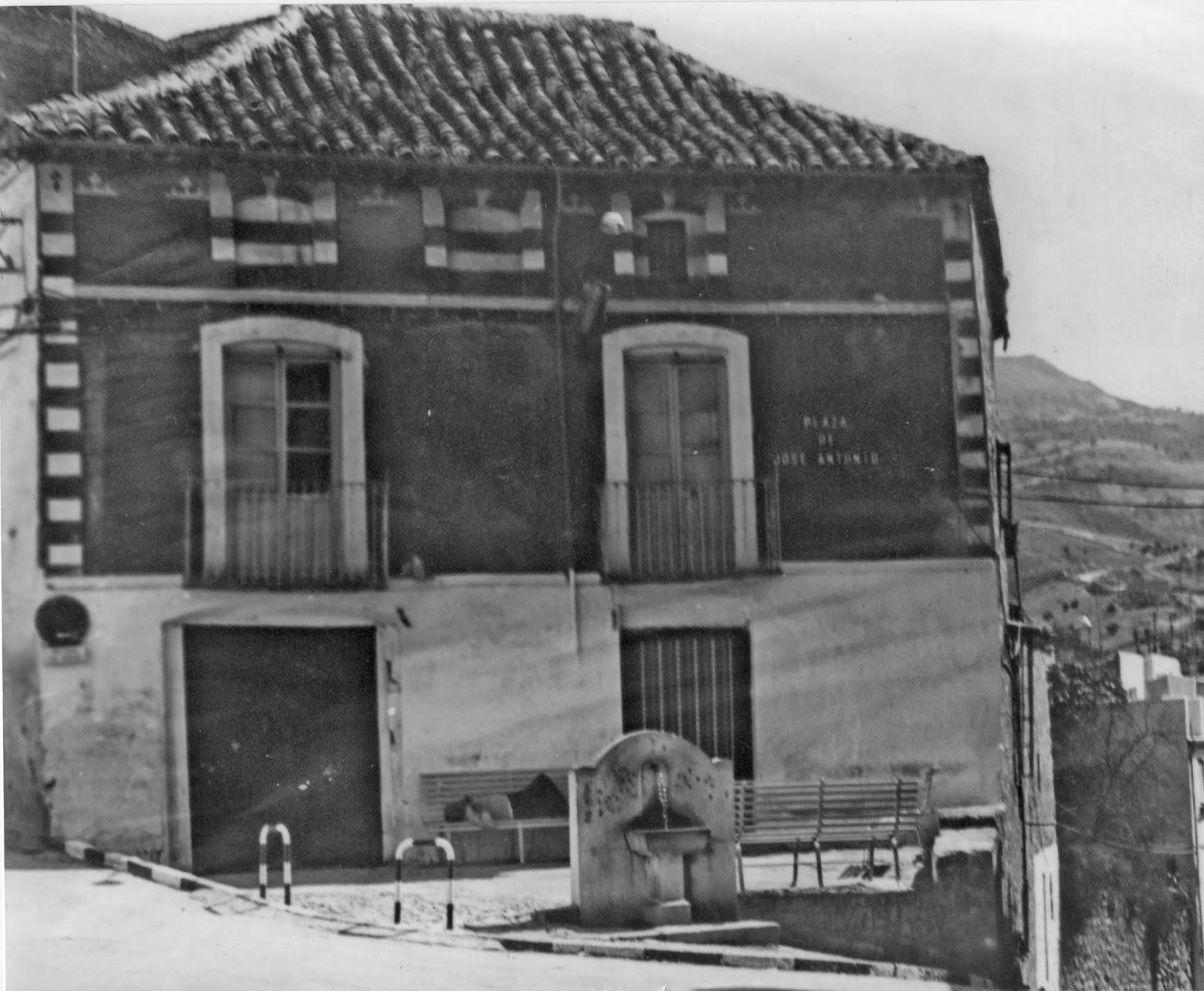 Los villares en la memoria de la creaci n de dos plazas - Tiempo los villares jaen ...