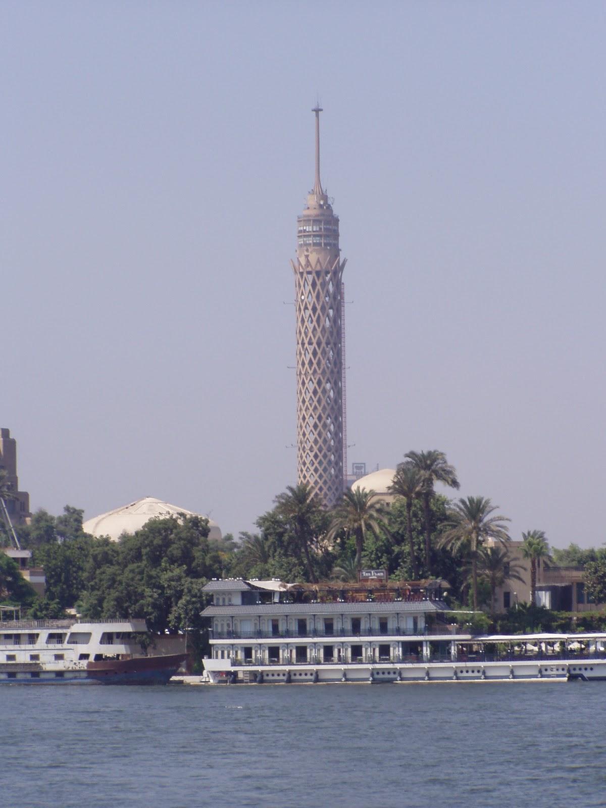 Tourism Guide Photos Of Cairo Tower