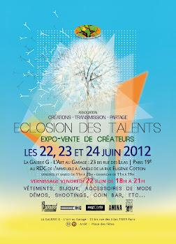 Expo Vente Créateurs association CTP