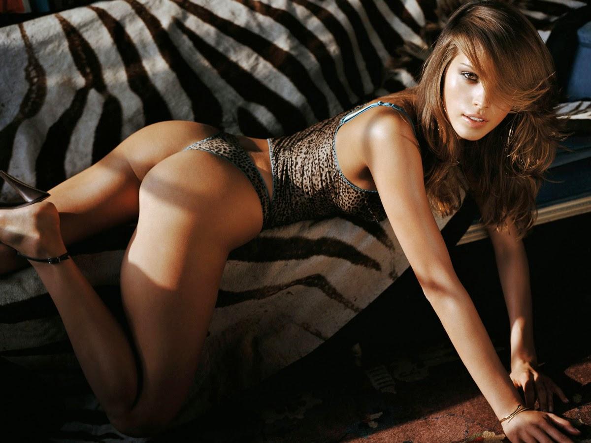 Petra Nemcova in Sexy Lingerie