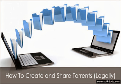 How to create and share torrents