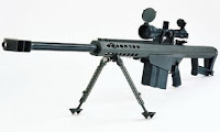 EXACTO EXtreme ACcuracy Tasked Ordinance Sniper Rifle