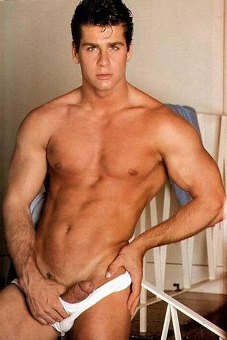How hot was Ryan Idol? Flesh n