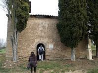 Entrant a Sant Jaume de Fonollet