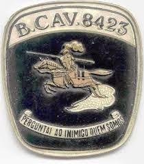 SANTOS, ATIRADOR DA 3ª. CCAV., 63 ANOS NO LARANJEIRO!