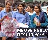 MBOSE 12th Class Results 2015, Meghalaya Board HSSLC Result 2015 Arts, mbose.in 12th Results 2015, MBOSE 2015 HSSLC Result, Meghalaya 12th Result 2015