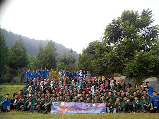 PKMFT 2015 (Pelatihan Kepemimpinan Mahasiswa Fakultas Teknik 2015)