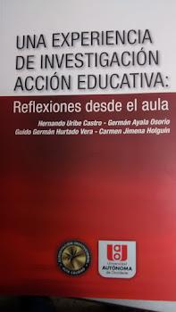 Libro resultado de un proceso investigativo en el aula. 2015.