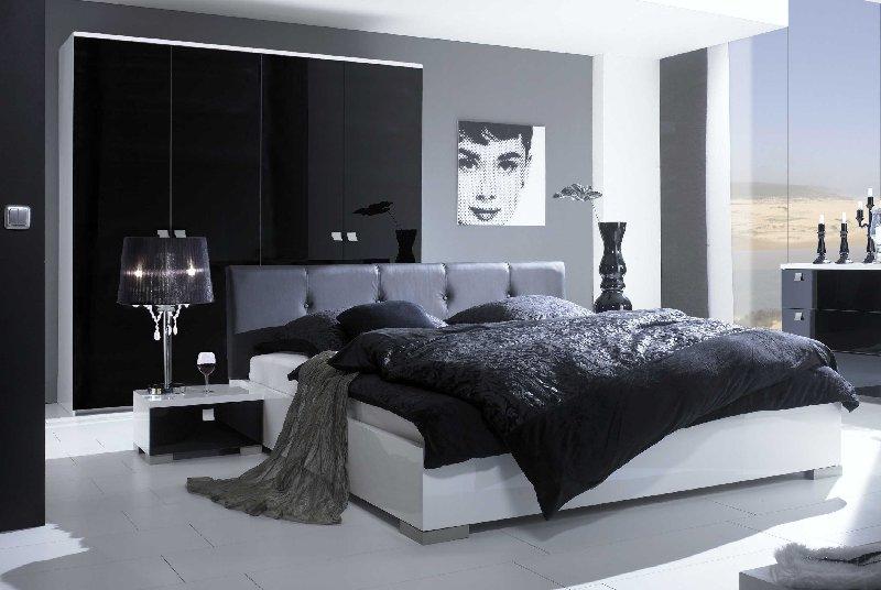 Habitacion decoracion moderna for Habitaciones modernas para matrimonios