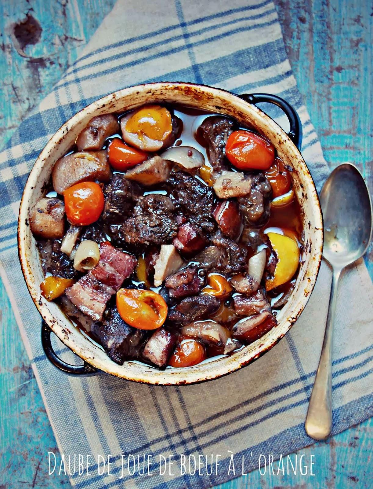 Very easy kitchen - Cote de boeuf a la cocotte ...