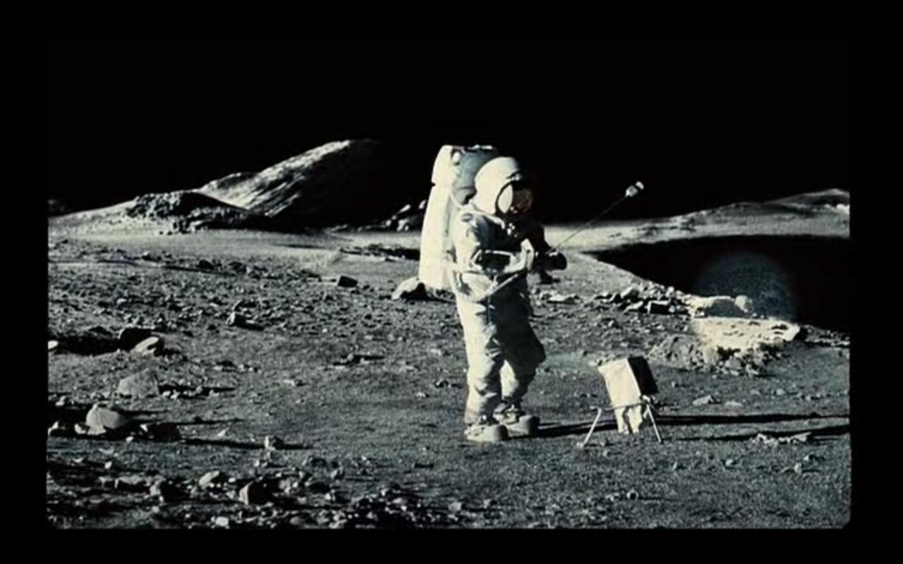 Watch | These | Films: ''Apollo 18'' Apollo 18 Alien Footage