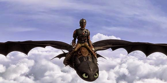 scenes in how to train your dragon 2