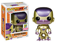 Funko Pop! Dragon Ball Z - Golden Frieza
