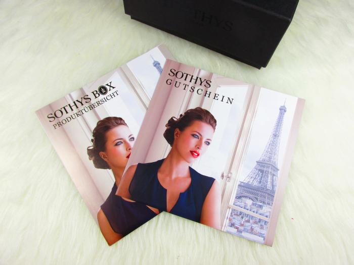 SOTHYS Beauty Box - 10 Euro Gutschein für Behandlungen & Produkte