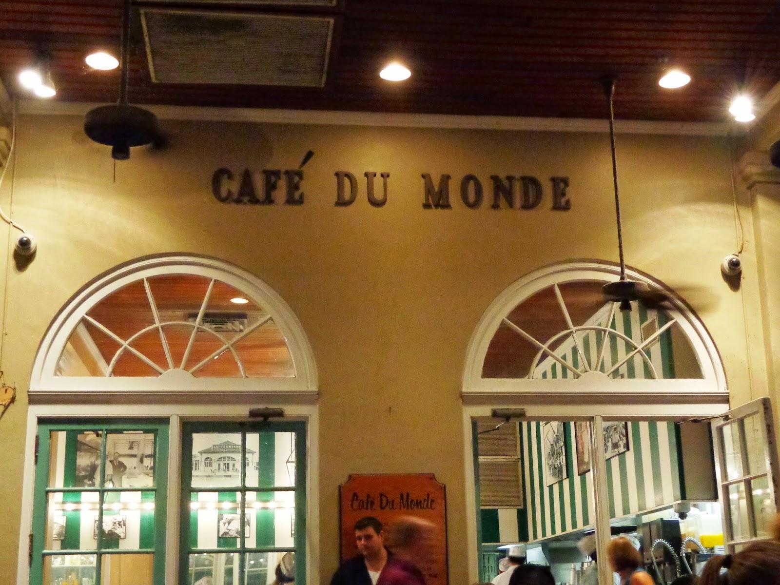New Orleans Dessert