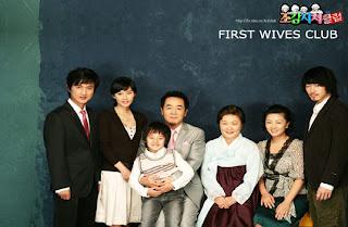 Drama Korea - First wife Club
