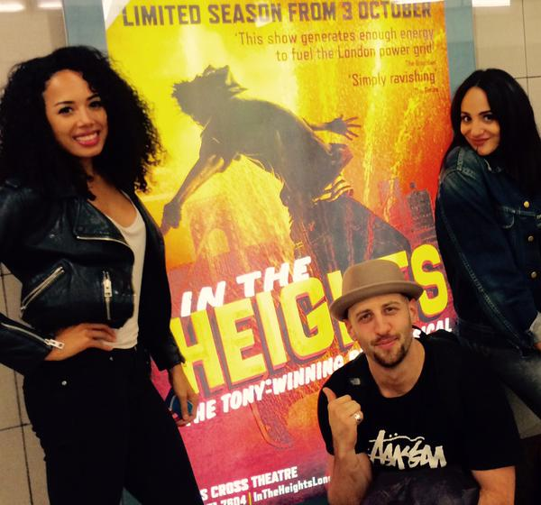 Jade Ewen - In The Heights