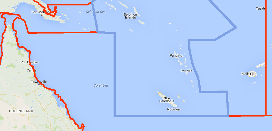 Vanuatu Port Vila Mission