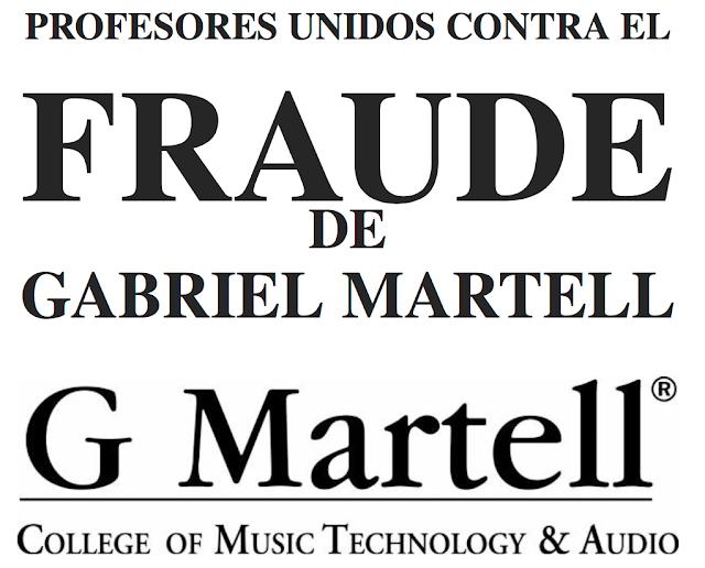 Fraude GMartell