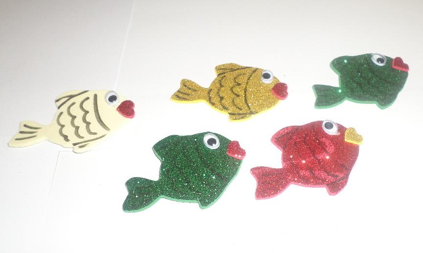 Como hacer peces de fomi for Como construir estanques para peces
