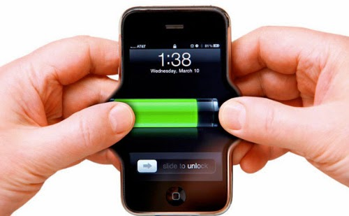 Smartphone Batteries Adjustment