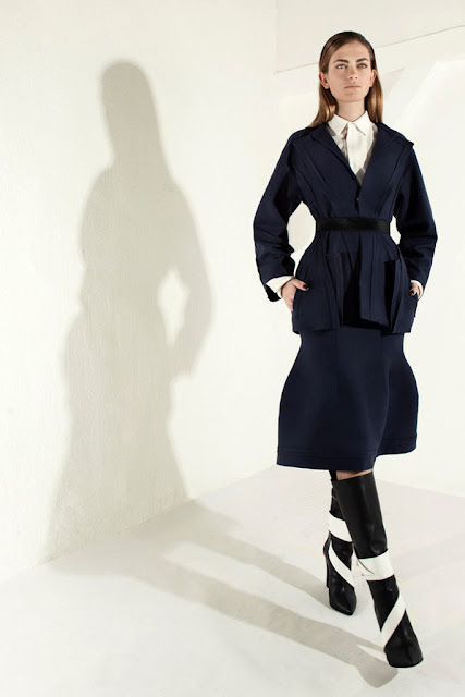 Sophia Kokosalaki Lookbook Winter 2013