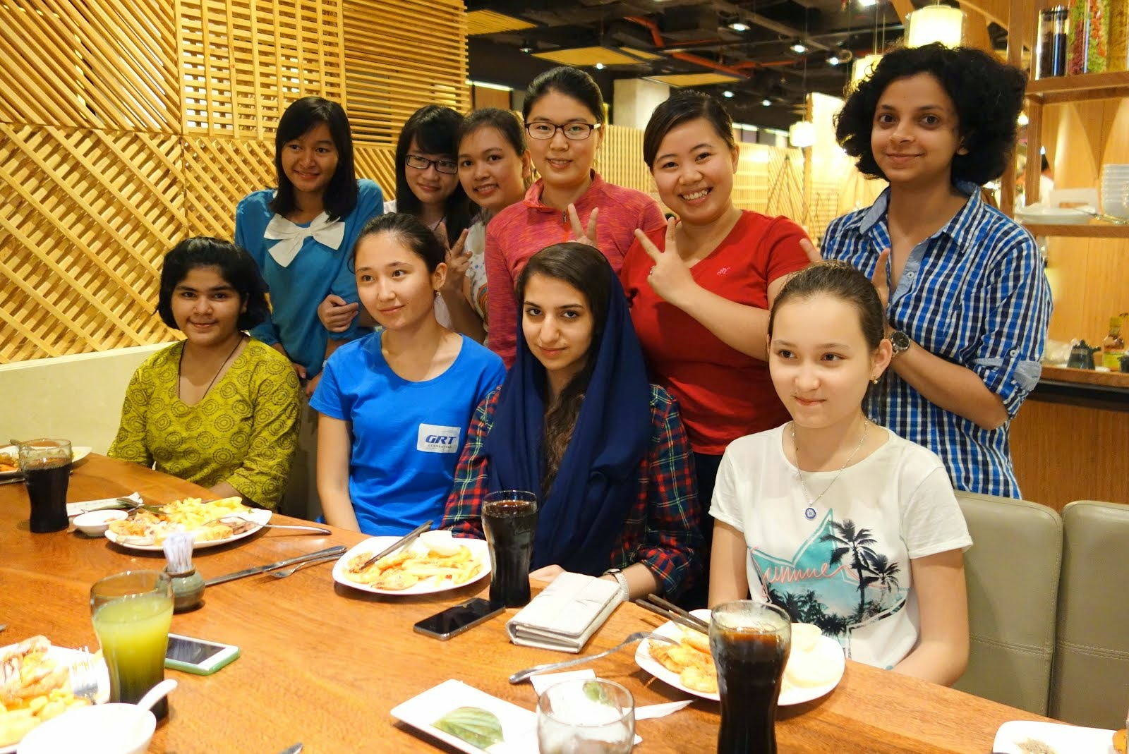 Photos from 2014 WOM FIDE Chess for Top Girls Asia - Saigon