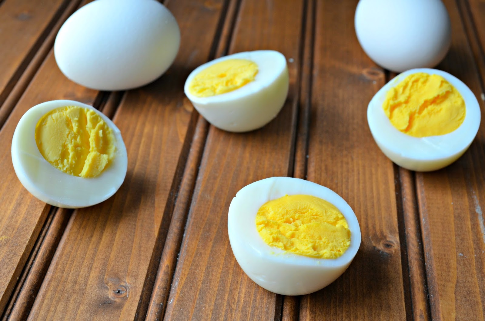 The Savvy Kitchen: How To: Boil the Perfect Hard-Boiled Egg