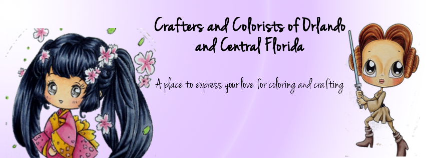 Crafters and Colorists of Orlando/Central FL