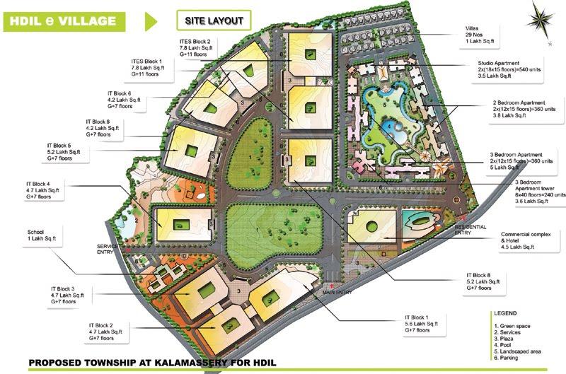 Kochi Metro Rail Ltd Board clears city development plan