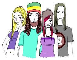 modas juveniles