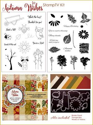 Gina K Designs August 2015