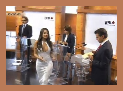 Mexico TV debate