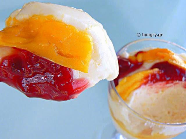 Μους Γιαουρτιού με Mango