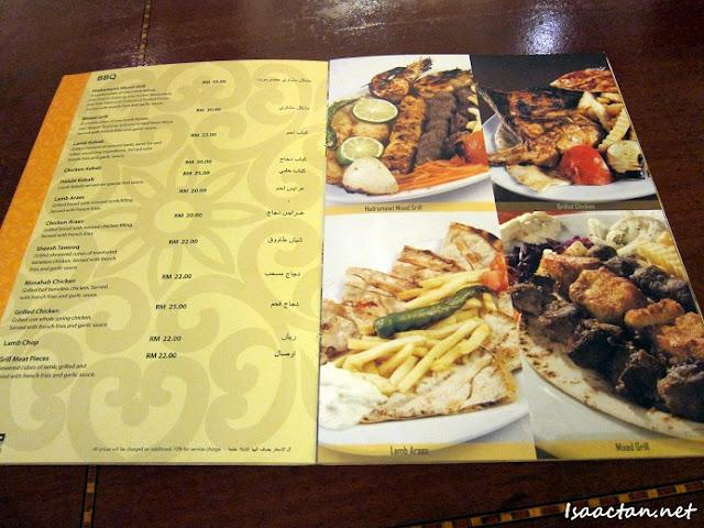 Hadramawt Restaurant Chulan Square