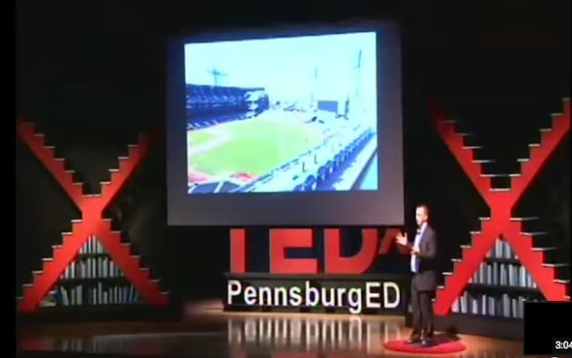John Spencer's TEDx Talk