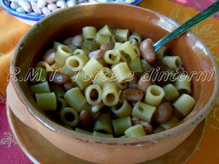 ricetta di famiglia: pasta e fagioli