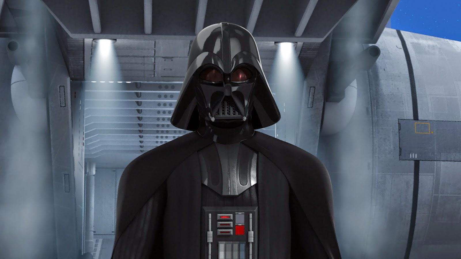 """Star Wars Rebels, """"Fire Across The Galaxy."""""""