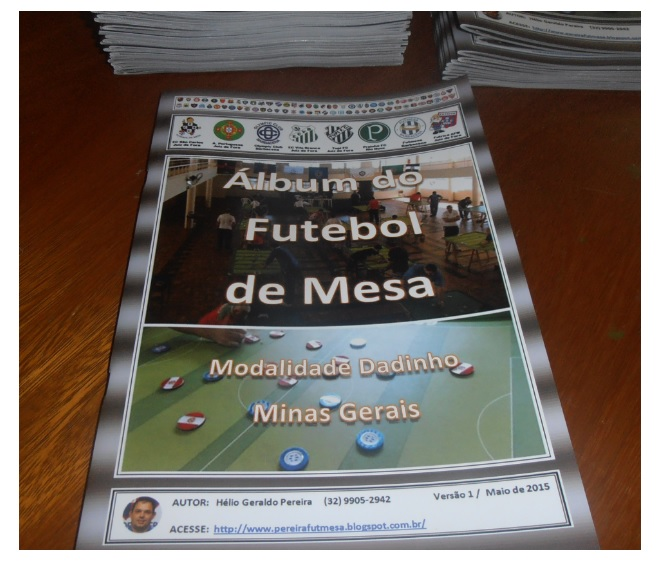 ÁLBUM FUTMESA MG