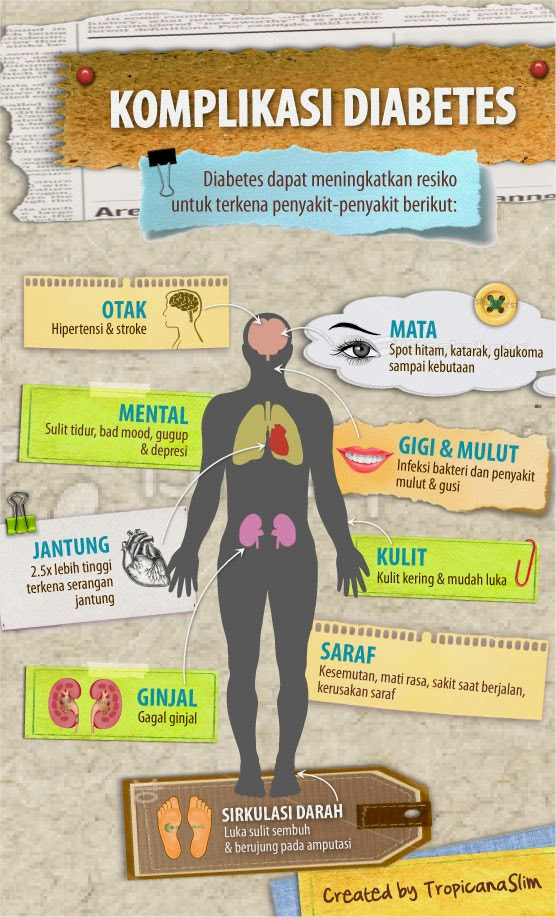 Obat Herbal Komplikasi Diabetes Melitus