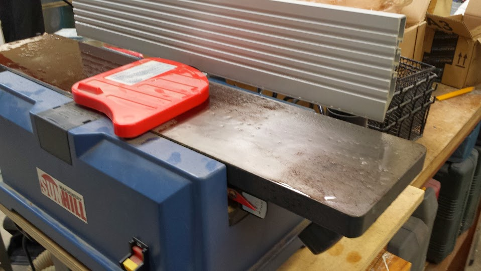 dave 39 s workshop blog rust removal from woodworking tools using wd 40. Black Bedroom Furniture Sets. Home Design Ideas