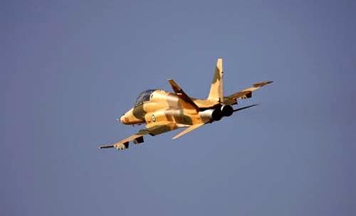 Pesawat tempur canggih iran
