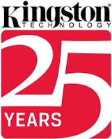 Kingston 25 anos