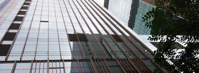 Edificio de oficinas para trabajar en Seúl