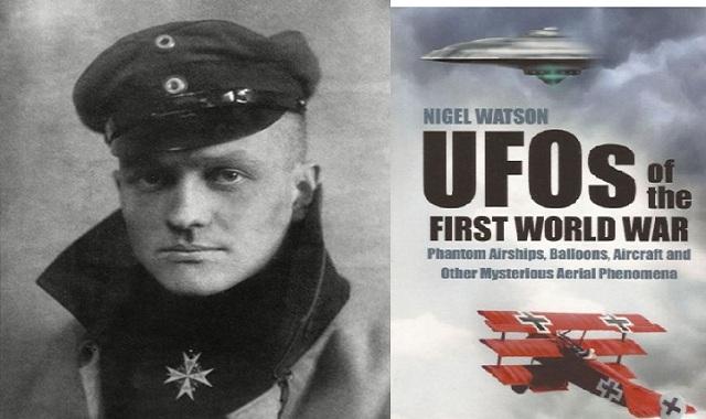 ΤΑ ΠΡΩΤΑ X-FILES: Όταν ΑΤΙΑ έκαναν την εμφάνιση τους πάνω από τα πεδία μαχών του Α΄ Παγκοσμίου πολέμου