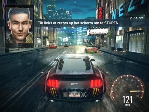 Need For Speed para Android gratis - NFS No limits