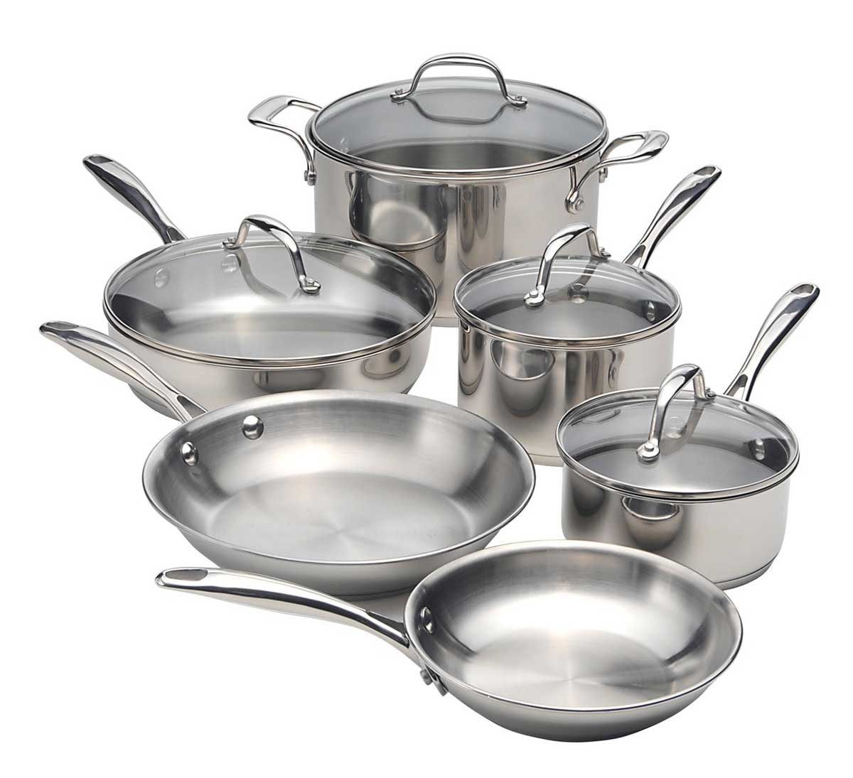wonderful Indian Kitchen Appliances #1: Care Tips - Stainless steel is all the rage for kitchen appliances and  decor, and is still a prime choice for high-end cookware. But a wet rag  wonu0027t always ...