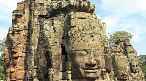 Angkor National Park attracts over one million tourists