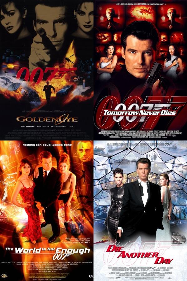 Tudo Sobre James Bond Parte I Lady Hollywood